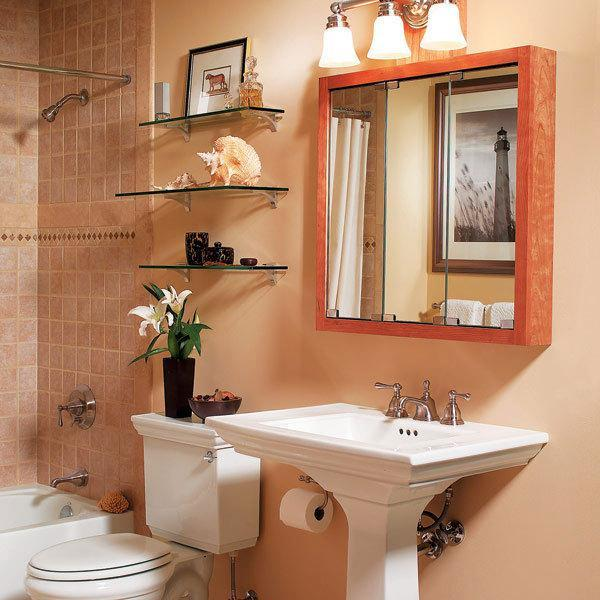 25 Small Bathroom Remodeling Ideas Creating Modern Rooms ... on Ideas For Small Bathrooms  id=97982