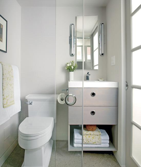 25 Small Bathroom Remodeling Ideas Creating Modern Rooms ... on Small Bathroom Renovations  id=77911