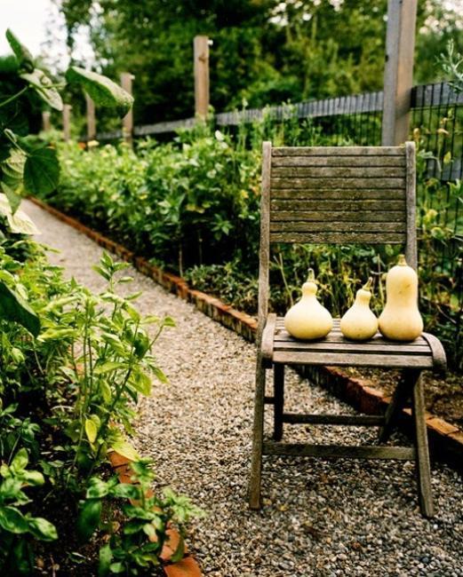 Beautiful Garden Path Designs and Ideas for Yard ... on Backyard Pebble Ideas id=66990