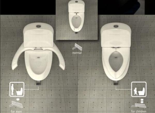 Bathroom Toilet Design Ideas