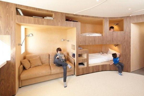 But a bigger question looms — w. Modern Bunk Beds Offering Attractive Space Sacing Ideas