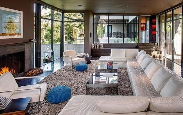 Modern House Redesign Ideas Blending Coloful Home ... on Interior:ybeqvfpgwcq= Modern House  id=46331