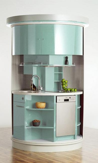 15 Modern Small Kitchen Design Ideas For Tiny Spaces