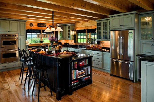 Changing Mood Of Modern Kitchen Design And Decor With