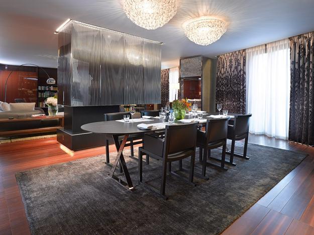 Modern Interior Design Ideas Blending Italian Style Into