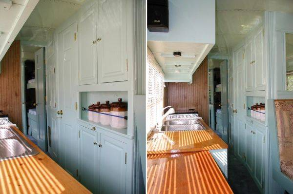 Amazing Conversion Designs Turning Vehicles Into Modern Home Interiors