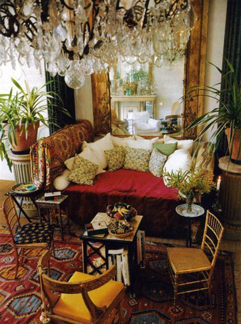 Boho Decor Ideas Adding Chic and Style to Modern Interior ... on Boho Modern Decor  id=14976