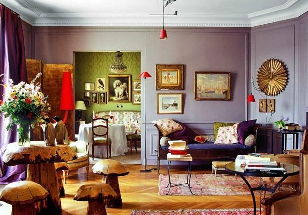 Boho Decor Ideas Adding Chic and Style to Modern Interior ... on Boho Modern Decor  id=95358