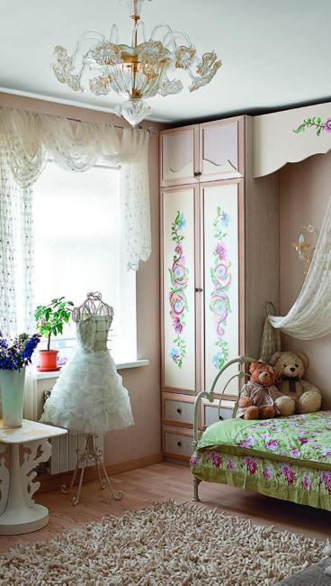 30 Beautiful Girl Room Design and Decor Ideas Enhanced by ... on Girls Room Decorations  id=82892