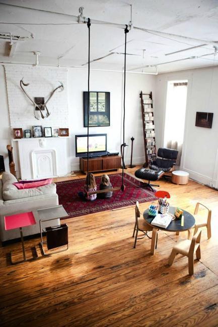 30 Modern Interior Design Ideas Adding Fun to Room Decor ... on Fun Living Room Ideas  id=70759