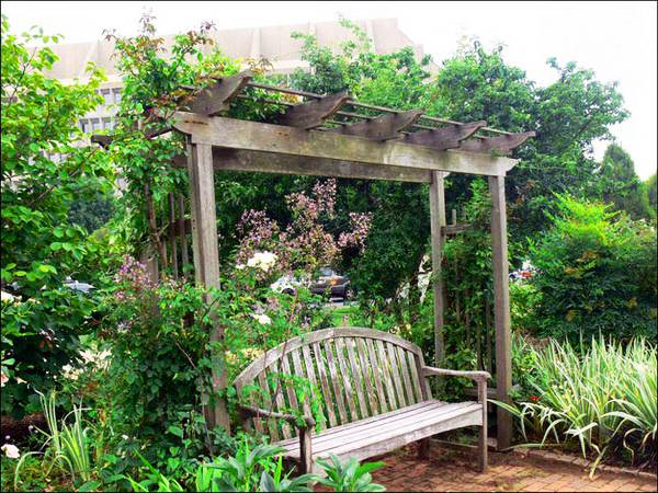 Beatiful Garden Arches Arbors And Pergolas Creating