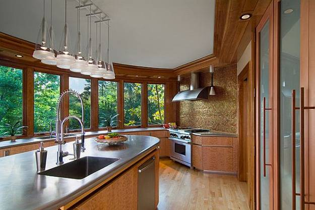 100 Plus 25 Contemporary Kitchen Design Ideas, Stainless ... on Modern Kitchen Countertop Decor  id=30380