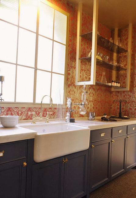 25 Beautiful Kitchen Decor Ideas Bringing Modern Wallpaper ... on Modern:ywbgei4Kh3S= Kitchen Ideas  id=39267