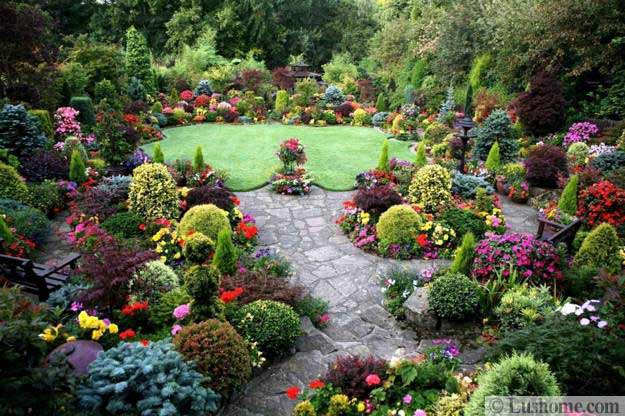155 Fabulous Inspirations and Yard Landscaping Ideas for ... on Beautiful Backyard Landscaping  id=23183