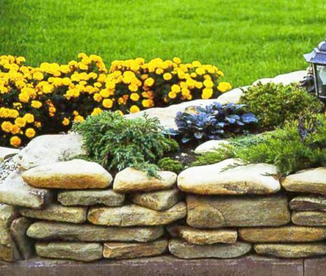 Free Shape Raised Bed For Flowers Attractive Yard Landscaping Ideas