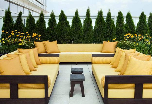 20 Great Patio Ideas, Beautiful Outdoor Seating Areas and ... on Best Backyard Patio Designs id=37980