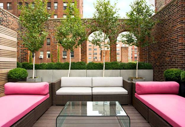 20 Great Patio Ideas, Beautiful Outdoor Seating Areas and ... on Best Backyard Patio Designs id=97680