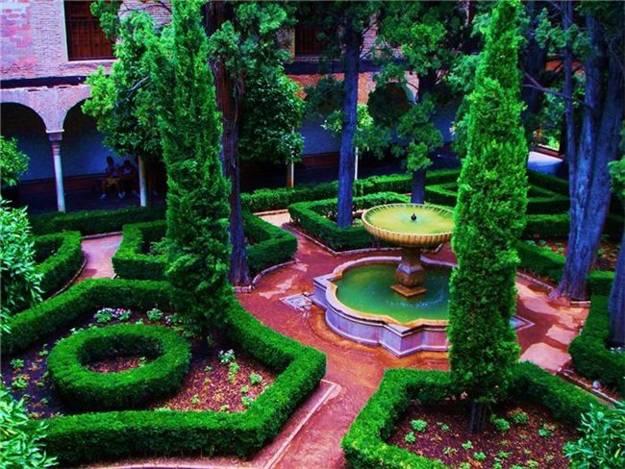 25 Modern Backyard Ideas to Create Beautiful Outdoor Rooms ... on Moroccan Backyard Design  id=95342