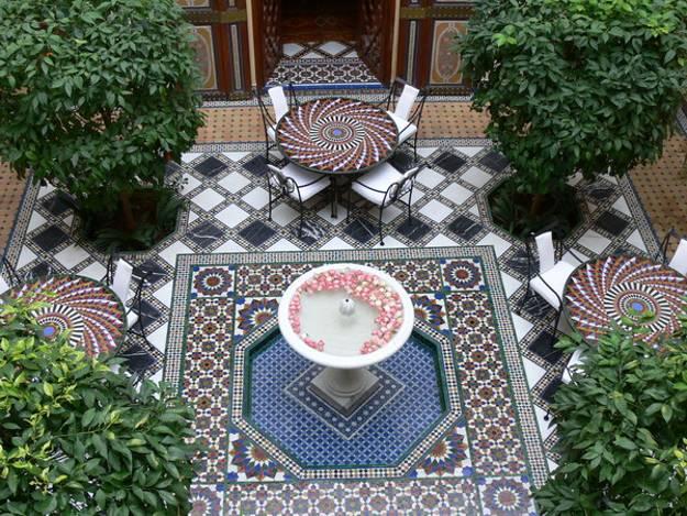 25 Modern Backyard Ideas to Create Beautiful Outdoor Rooms ... on Moroccan Backyard Design id=77829