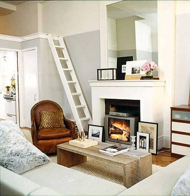 10 Space Saving Modern Interior Design Ideas and 20 Small ... on Modern House Ideas Interior  id=77585