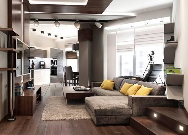 20 Elegant Masculine Interior Design Ideas