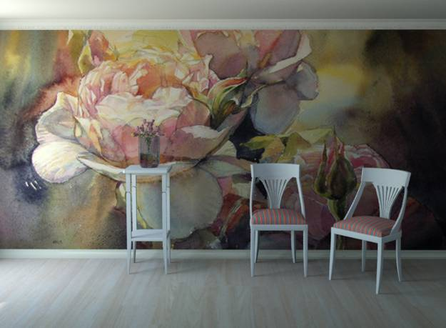 20 Modern Wall Painting Ideas Watercolor And Ombre