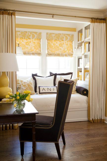 25 Cozy Interior Design and Decor Ideas for Reading Nooks on Nook's Cranny Design Ideas  id=19133