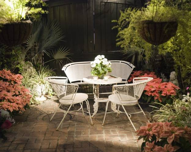 22 Small Backyard Ideas and Beautiful Outdoor Rooms ... on Outdoor Backyard Designs id=76553