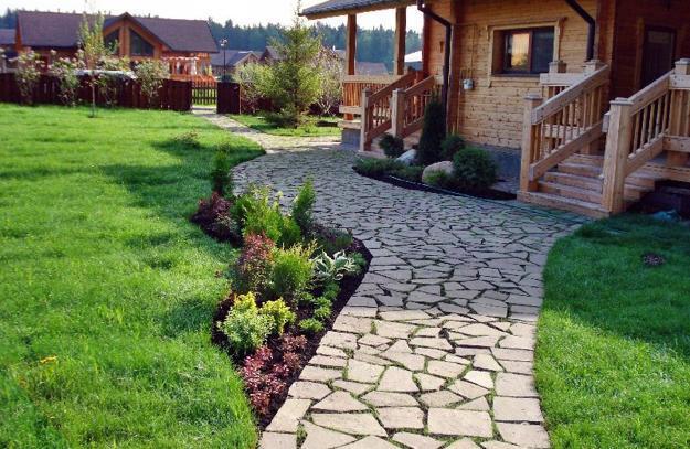 30 Creative Patio Ideas and Inviting Backyard Designs on Small Backyard Stone Patio Ideas id=47902