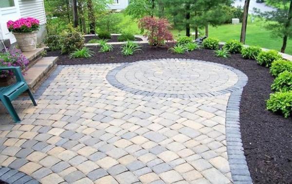 backyard stone patio design ideas 30 Creative Patio Ideas and Inviting Backyard Designs