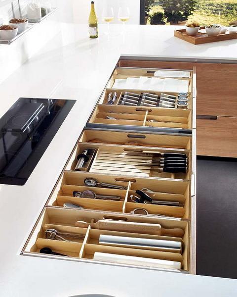 25 modern ideas to customize kitchen cabinets, storage and organization