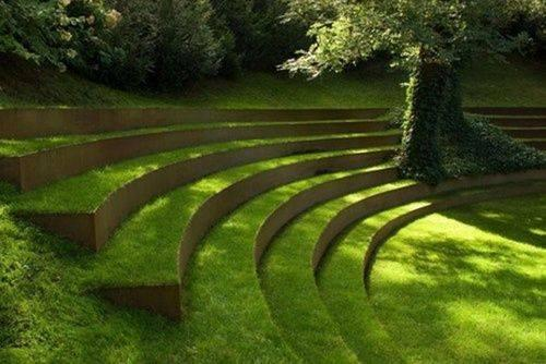 25 Beautiful Hill Landscaping Ideas and Terracing Inspirations on Backyard Hill Landscaping Ideas  id=98042