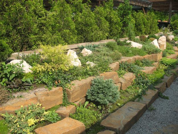 25 Beautiful Hill Landscaping Ideas and Terracing Inspirations on Backyard Hill Landscaping Ideas  id=19222