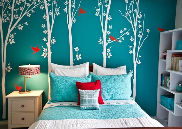 25 Teenage Bedroom Designs and Teens Room Decorations for ... on Teenage Decor  id=31922