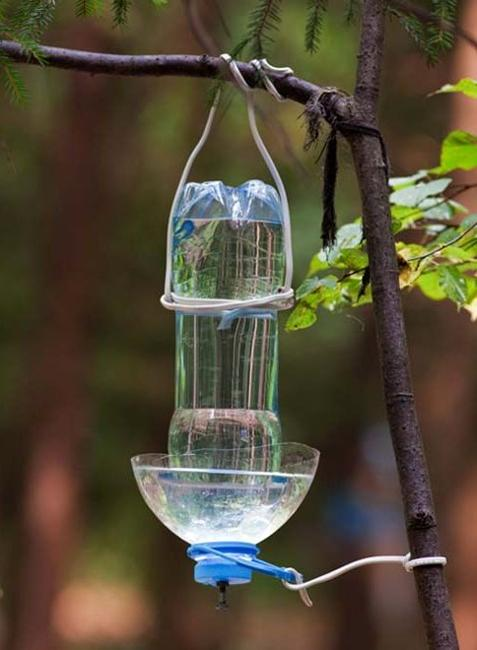 How To Recycle Plastic Bottles For Bird Feeders Creative Ideas For Recycled Crafts