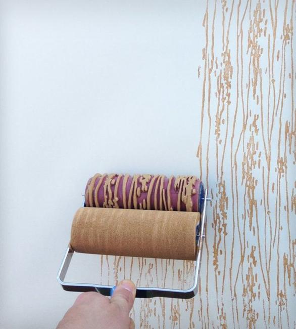 22 Creative Wall Painting Ideas and Modern Painting Techniques on Creative Wall Ideas  id=95450