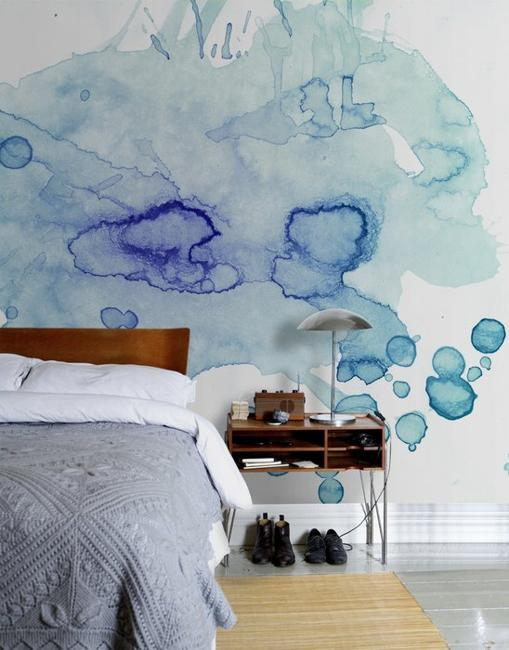 22 Creative Wall Painting Ideas and Modern Painting Techniques on Modern Painting Ideas  id=30862