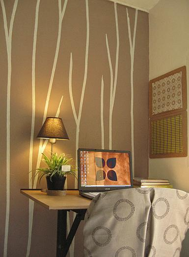 22 Creative Wall Painting Ideas and Modern Painting Techniques on Creative Wall Design Ideas  id=59046