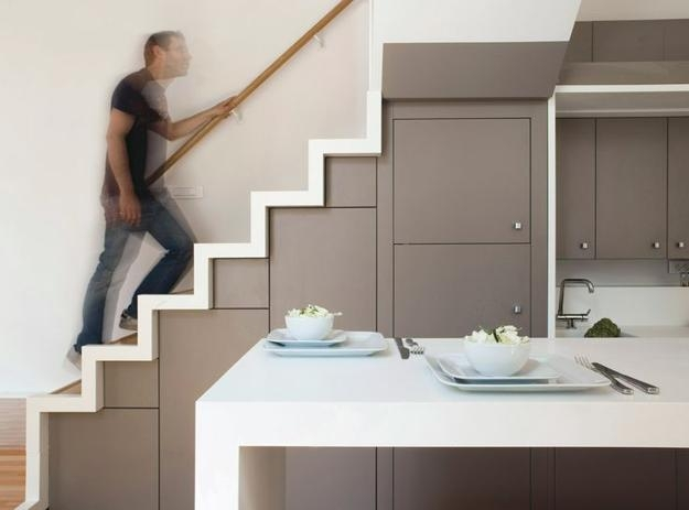 25 Space Saving Ideas Under Staircase Storage Solutions   Modern Under Stairs Storage   Storage Underneath   Bed   External   Concealed   Loft