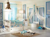 Image result for blue nursery decor