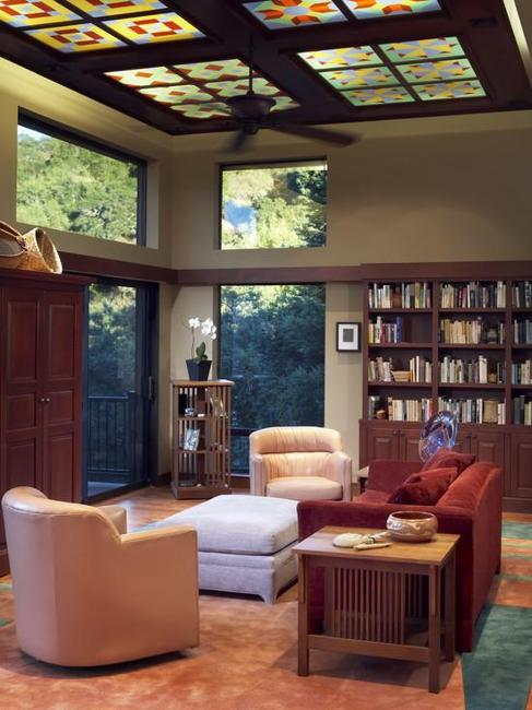 25 Modern Ideas to Use Stained Glass Designs for Home ... on Glass House Design Ideas  id=36935