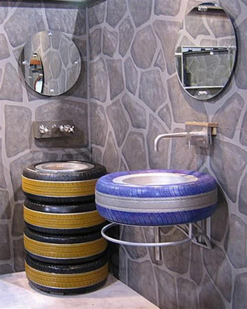 Recycling Ideas Bringing Sport Themes Into Modern Interior