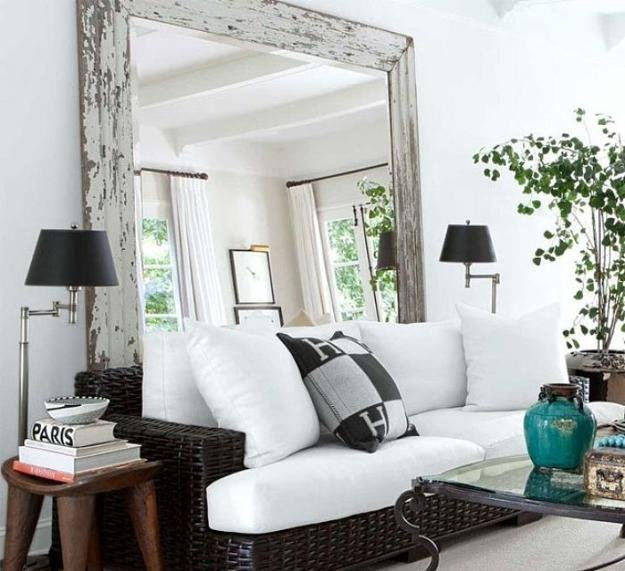 15 Space Saving Ideas for Modern Living Rooms, 10 Tricks ... on Pictures For Room Decor  id=46513