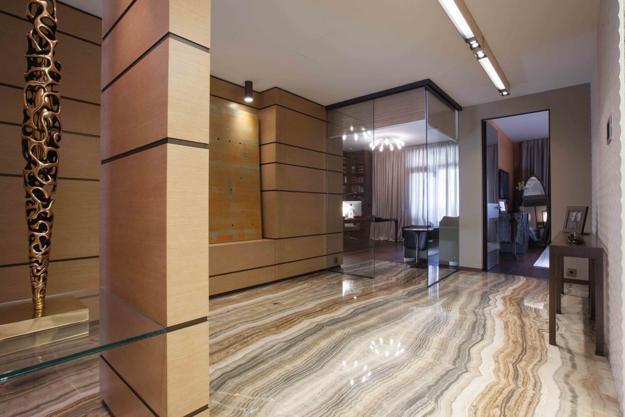 Onyx Interior Design 20 Decor Ideas From Natural Stone