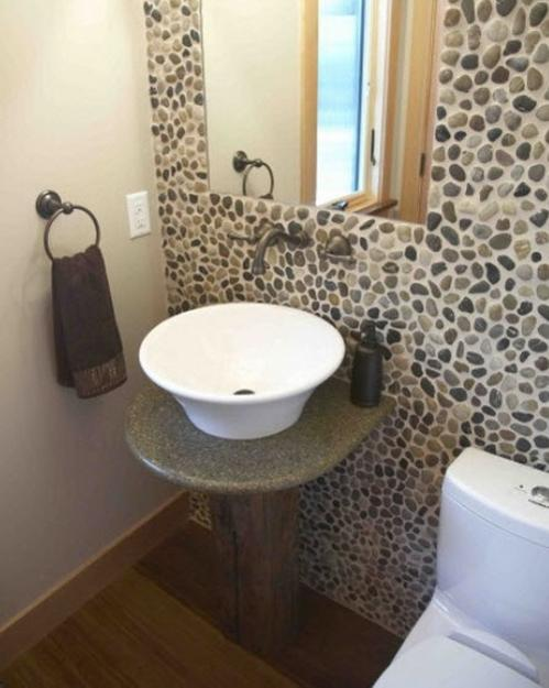 10 Spacious Ideas for Small Bathroom Design and Decor on Small Space Small Bathroom Ideas  id=20394