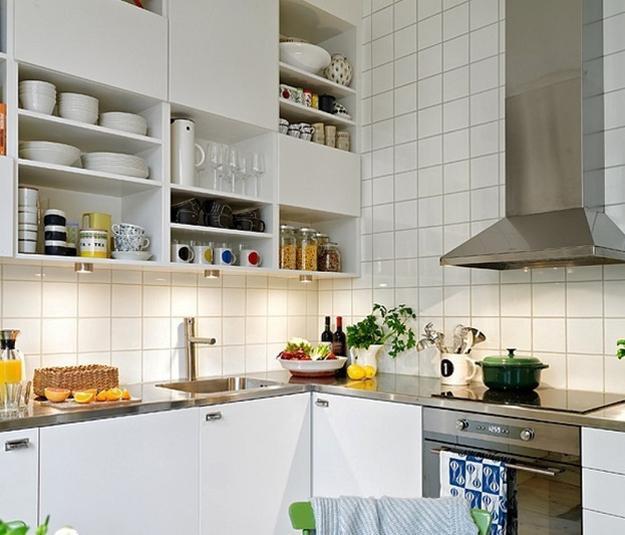 22 space saving kitchen storage ideas to get organized in small kitchens