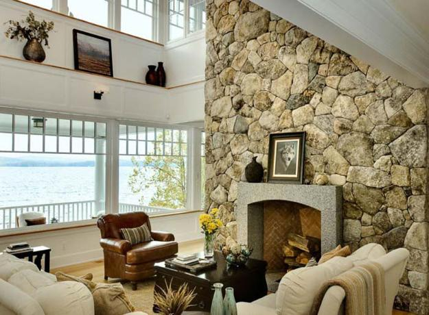 Modern Living Room Design, 22 Ideas for Creating ... on Comfortable Living  id=40295