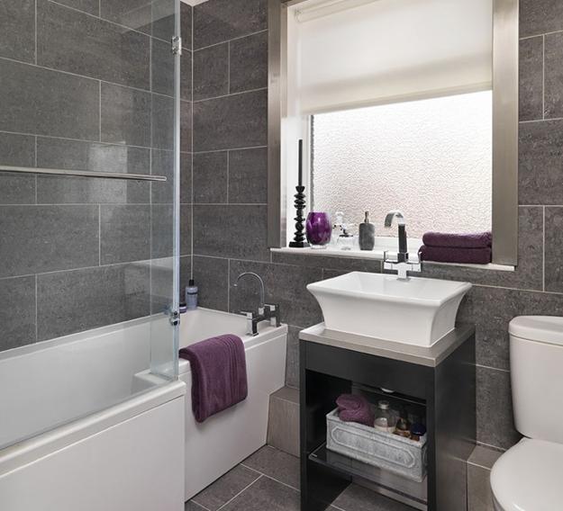 22 Small Bathroom Remodeling Ideas Reflecting Elegantly ... on Small Restroom Ideas  id=71573