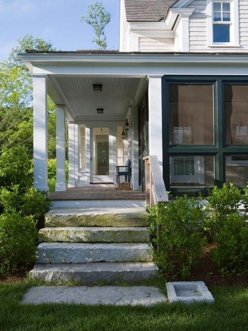 Entrance Staircase Designs To Beautify Homes And Improve Curb Appeal | Outside Entrance Stairs Design | Landscaping | Front Yard Stair | Cool | Upstairs | Simple