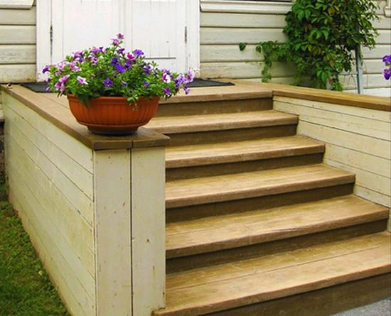 Outdoor Staircase Design, Modern Ideas and Materials on Backyard Stairs Design id=98905